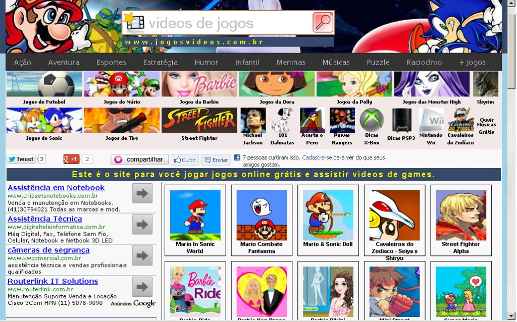 Jogos Videos (2012)
