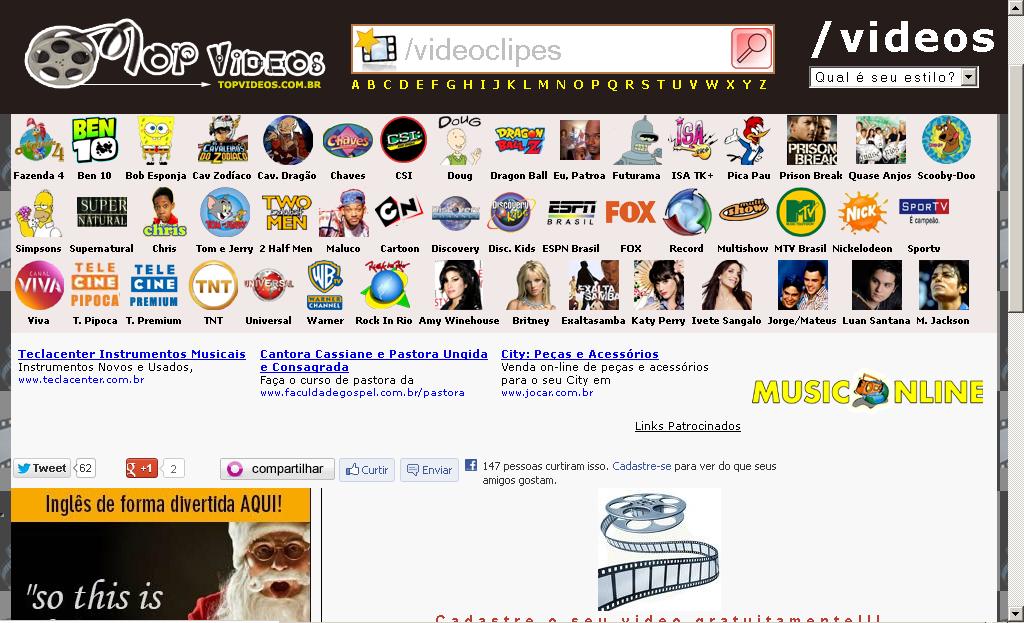 Top Videos (2012)